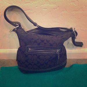 """Coach purse """"shoulder bag"""""""